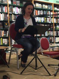 Rosa Hassan - Romaschriftstellerin
